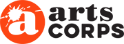 artscorps logo-red