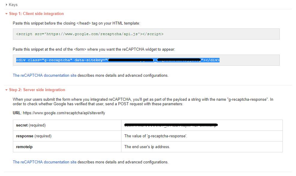 Adding CAPTCHA to Volunteers for Salesforce Sign Up Form